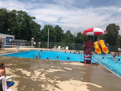 Princeton City/County Park Pool