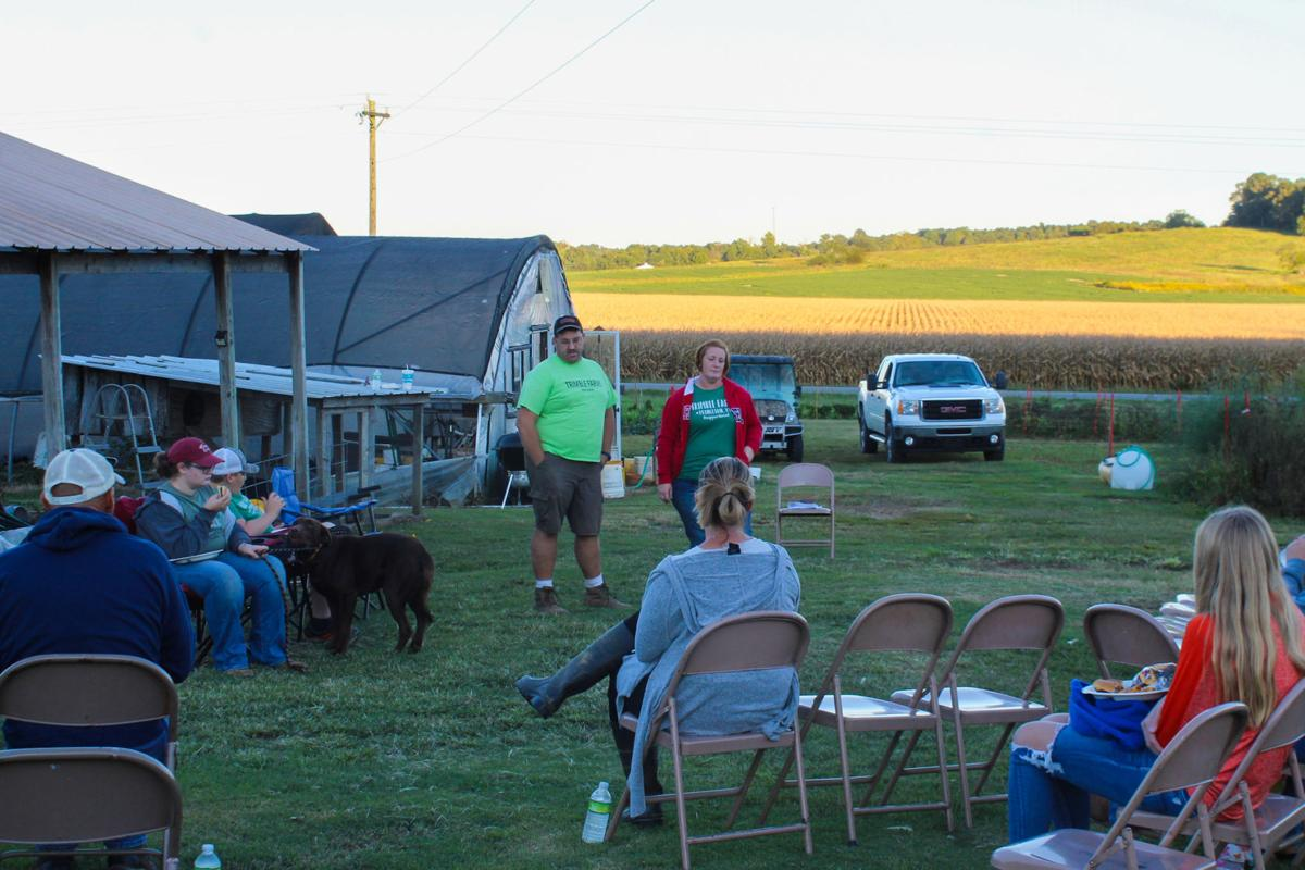 Trimble Farms: a homestead and diversified