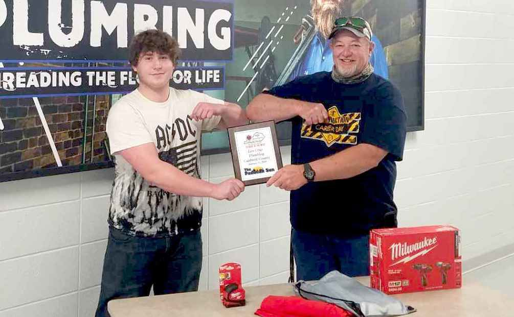 Caldwell workforce students receive awards