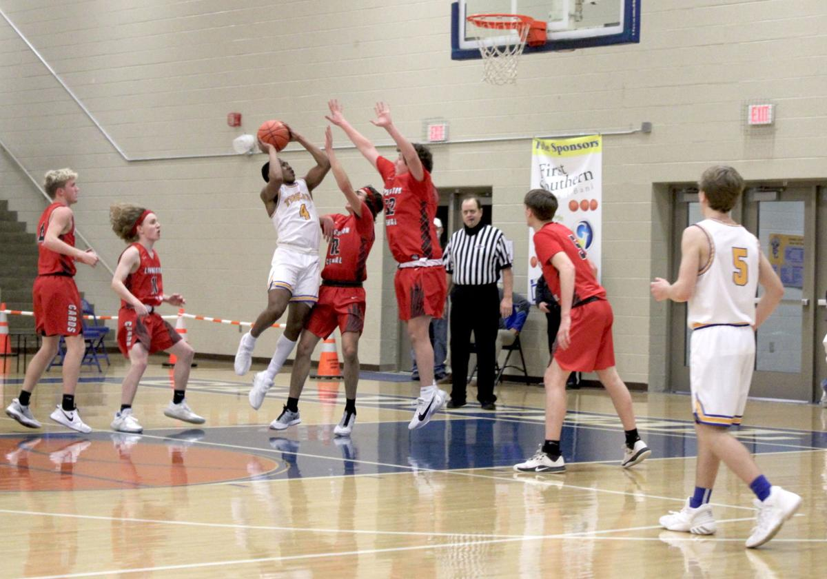 Tigers oust Cardinals from regional All A Classic
