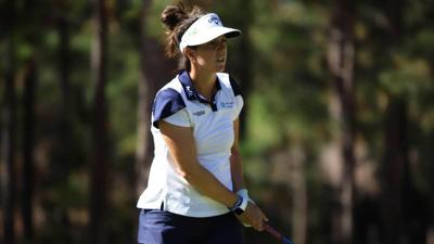 Talley in the mix halfway through LPGA Q-series