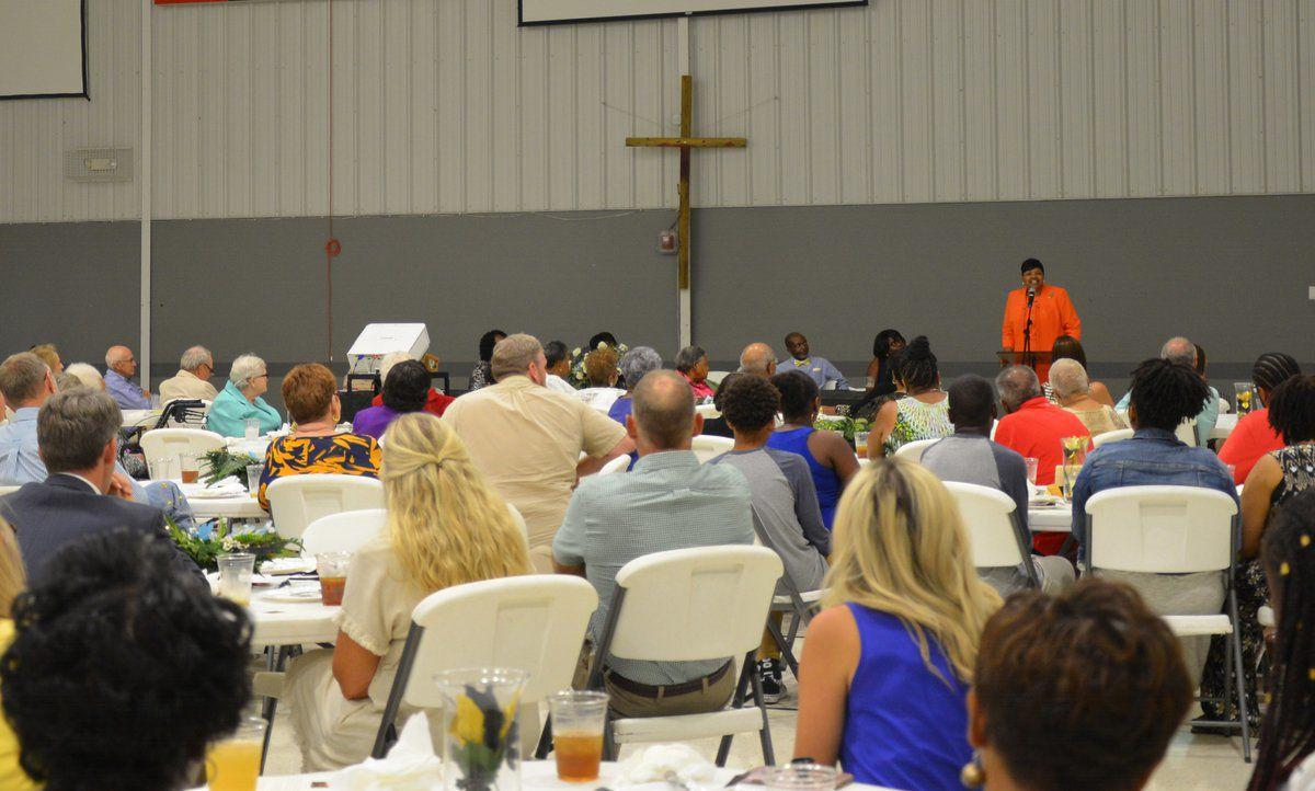Community Disciples hold 15th annual banquet