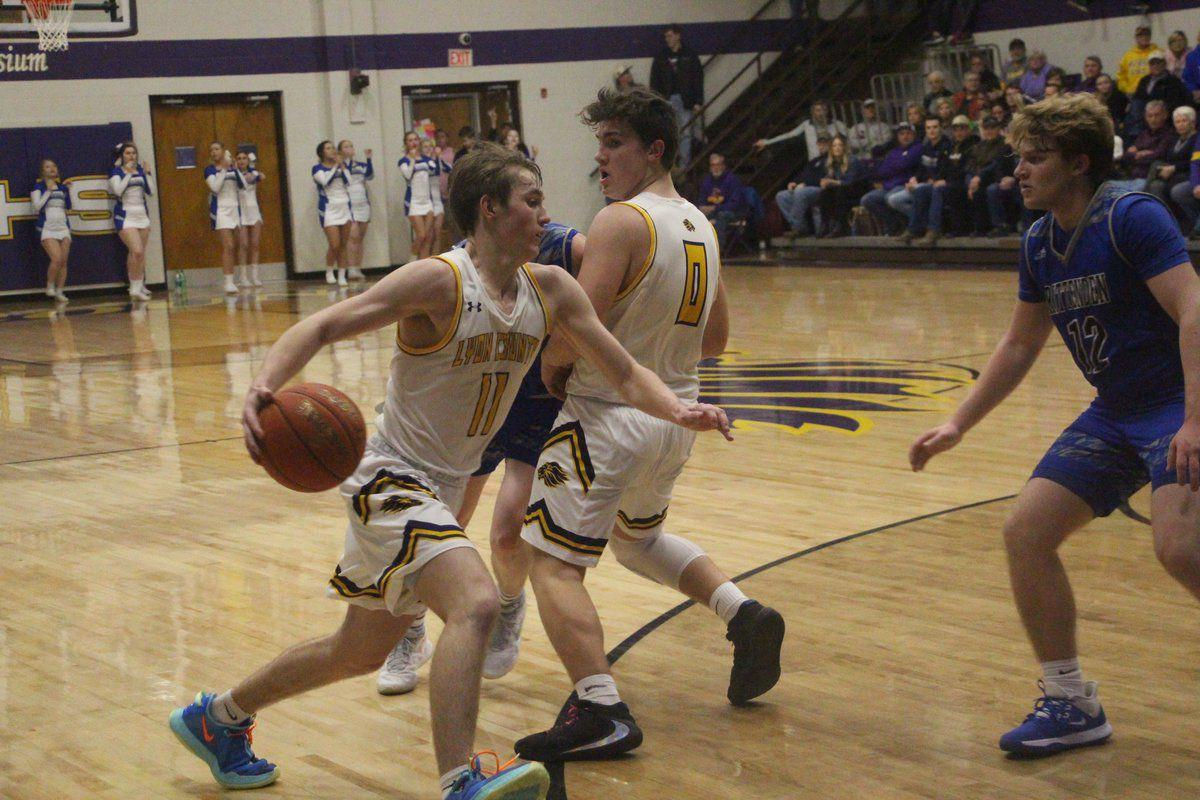 Lyons grab District 5 title over Rockets