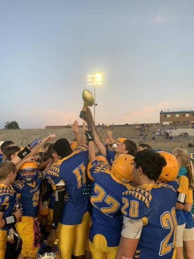 Tiger Middle School football thriving through September