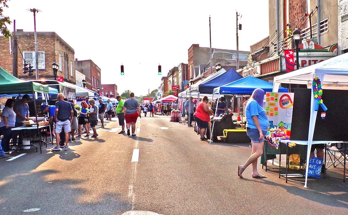 Organizers: Black Patch festival a success