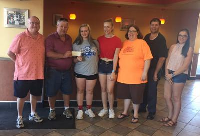 Optimist Club supports Caldwell Volleyball