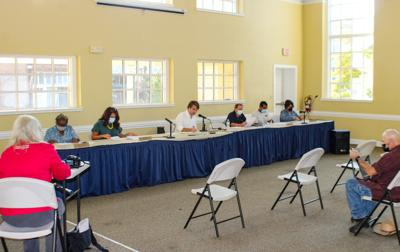 Property tax ordinance passes, mayor gives report