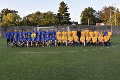 Caldwell Alumni meet up for annual soccer match