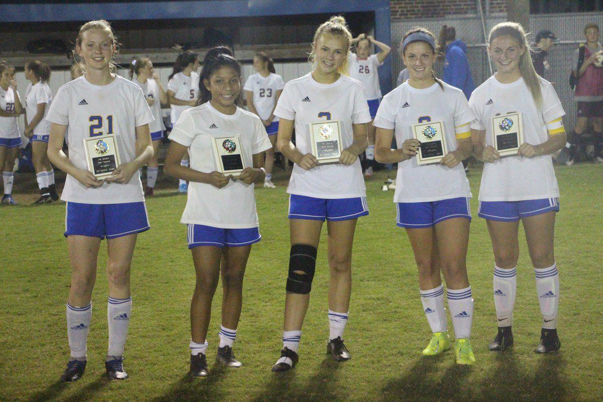 Lady Tigers named to All-District team