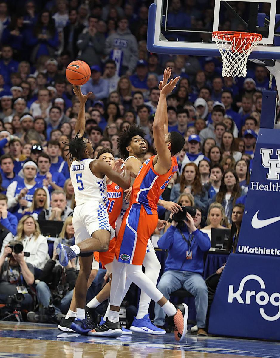 Versatile Tennessee guard could be real 'treasure' for UK