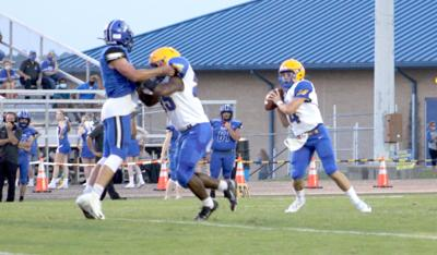 Tigers shut out Crittenden in Barnes' first career game