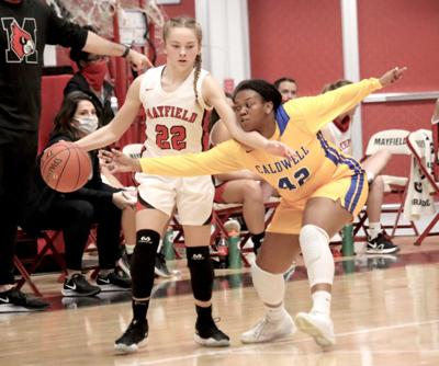 Lady Tigers take tough loss at Mayfield without two starters