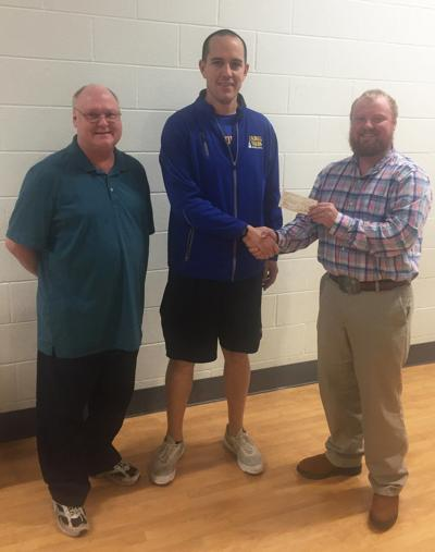 Optimist Club named tourney 'MVP' sponsor