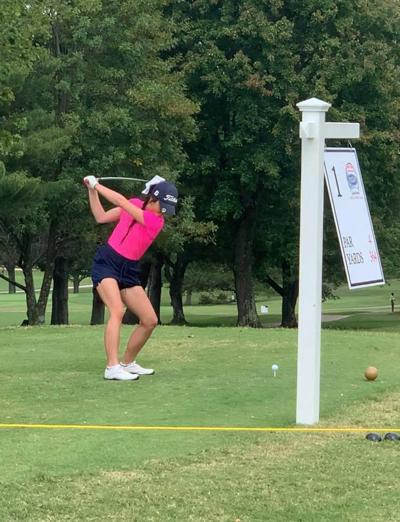 Knoth finishes in top 25 at state