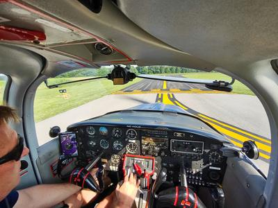 Carlton Aviation serves several counties