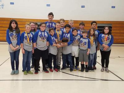 Caldwell Co. Elementary wins Governor's Cup District 8 title