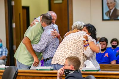 'An amputation of our heart': Victims speak as Parker sentenced to life