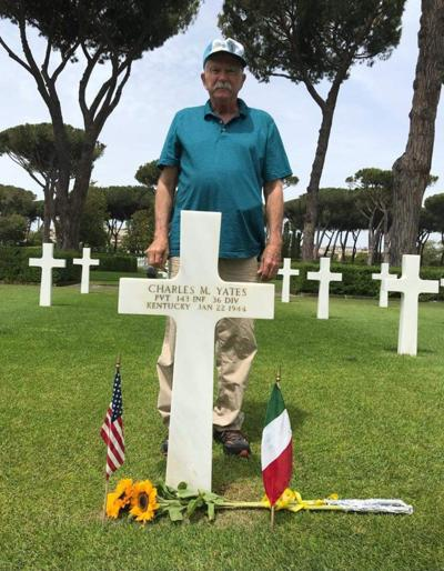 Princeton veteran buried in Italy