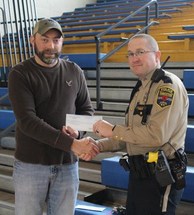 Elks Lodge pitches in for Princeton PD's annual toy drive