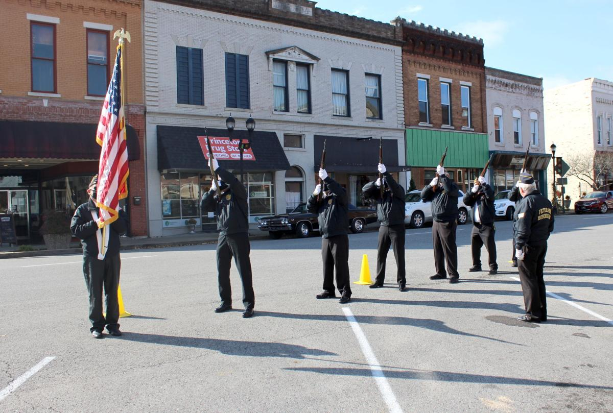 Caldwell County 2020 Veterans Day Commemoration