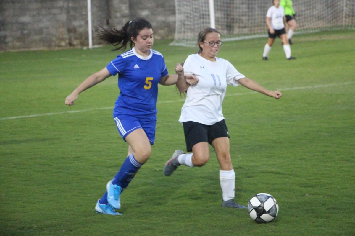 Lady Tigers roll past Lady Rockets at Butler Stadium
