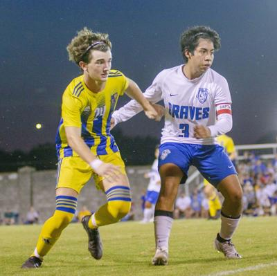 Caldwell boys tie Graves in dramatic finish
