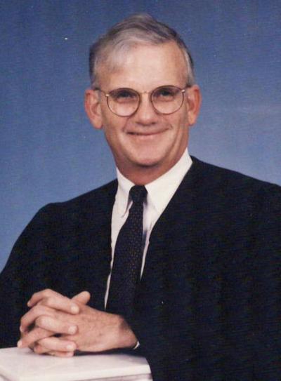 Judge Willard Paxton