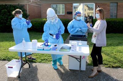 Coronavirus testing comes to Caldwell