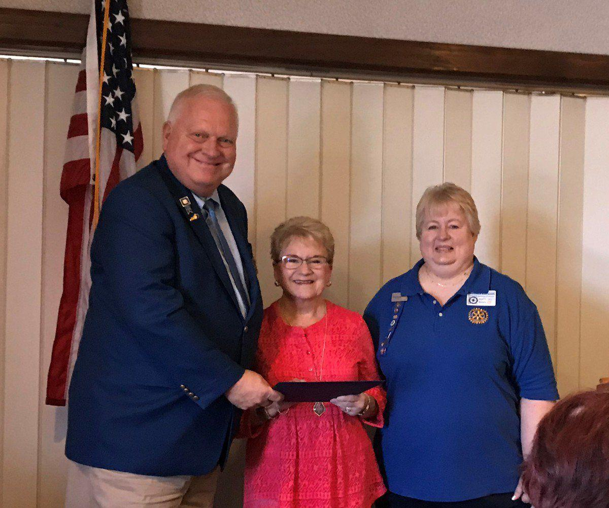 What went on at Rotary Club