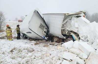 Cold weather causes death, fatal accidents across region