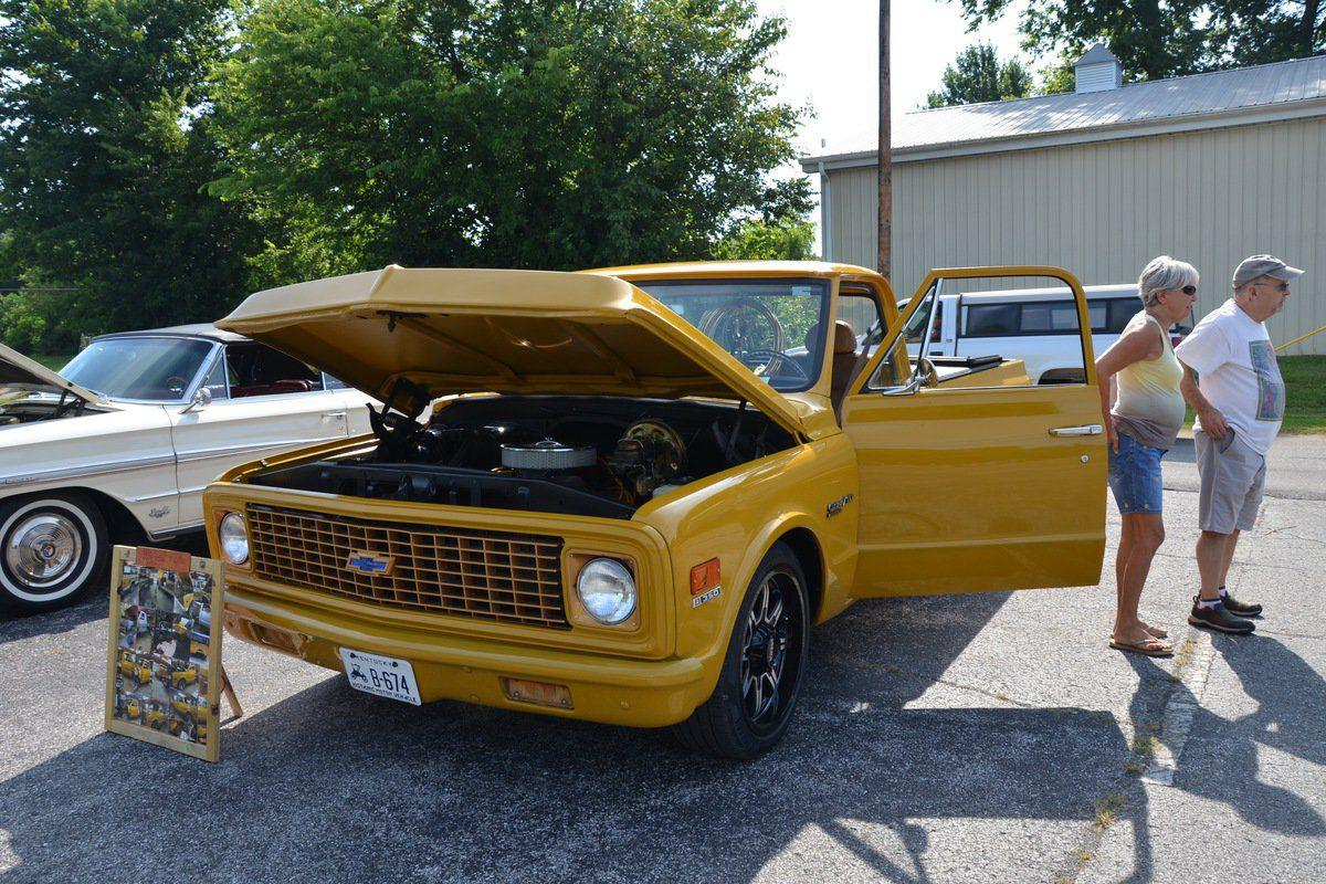 Cars 'Cruise In' to Summer Slam