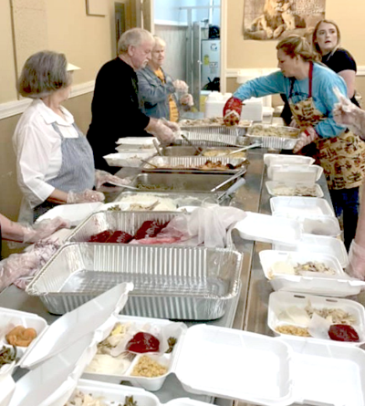 Highland Baptist to have 15th Savior's Dinner of Love
