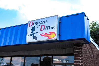 Locals roll the dice on new game store