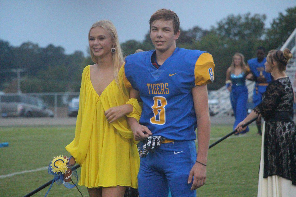 Grimes crowned 2019 football Homecoming Queen