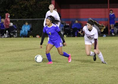 Girls' soccer falls in D-7 championship, looks ahead to regional