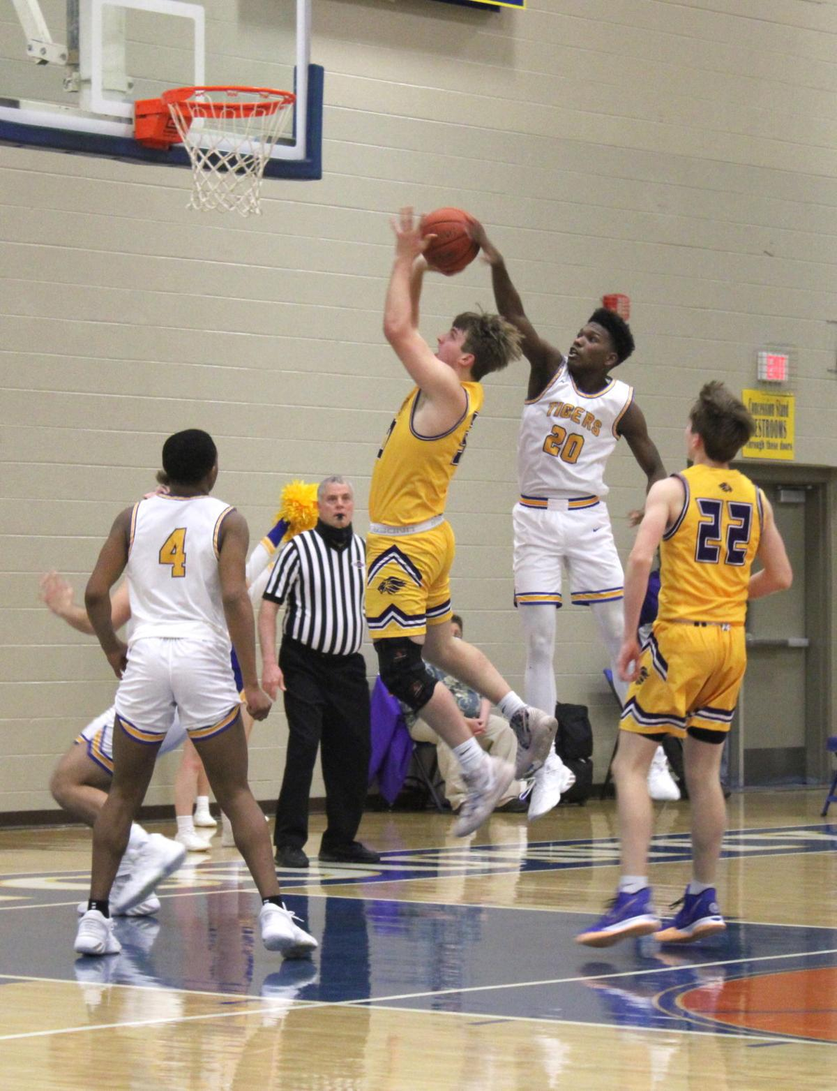 Tigers fall in All 'A' region championship game