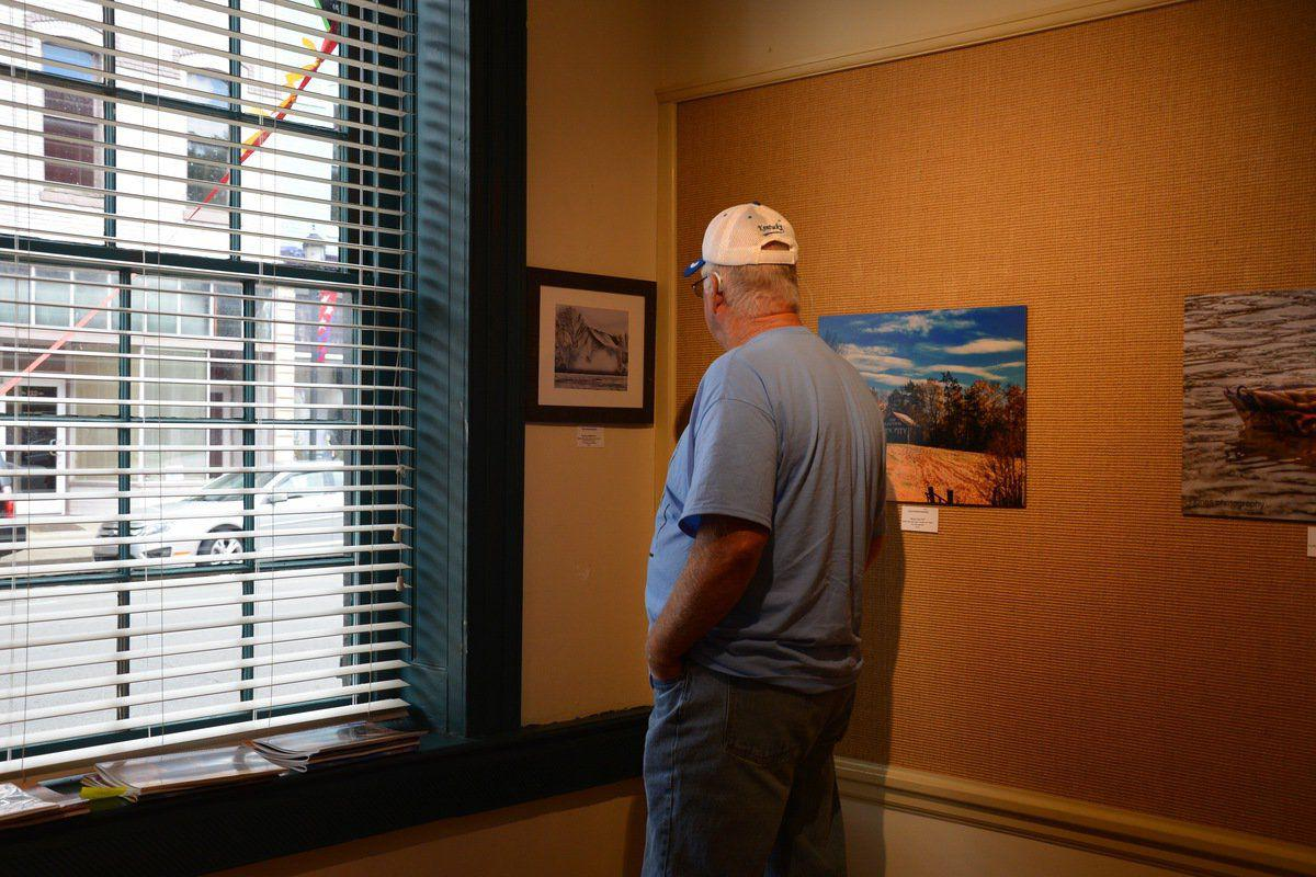Art Guild features photography of Jason Jones