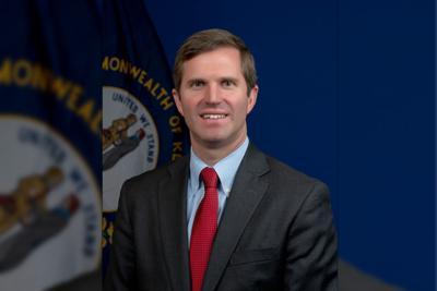 Kentucky Gov. Andy Beshear portrait