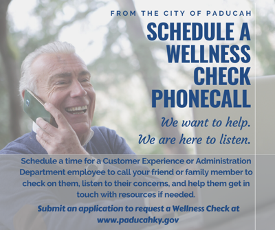 Paducah wellness checks