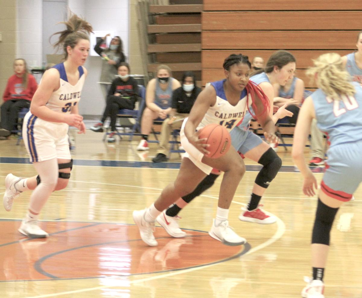Lady Tigers open season with 40-26 loss to Union County