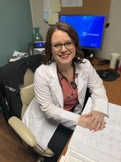 Former CPA now helping as APRN