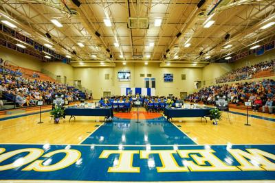 Barnes eulogized at Caldwell County gym