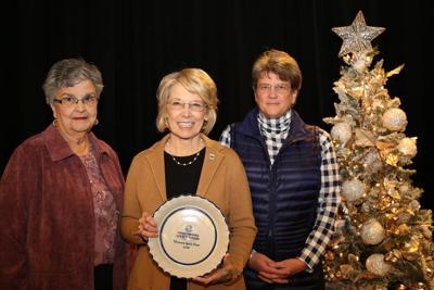 Caldwell County Farm Bureau lauded for community service