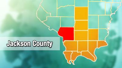 Jackson County COVID-19 map