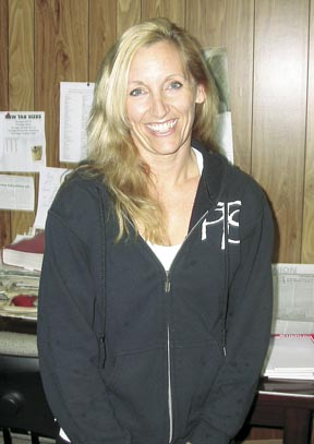 Holloman-Brown has years of gymnastics performing, coaching