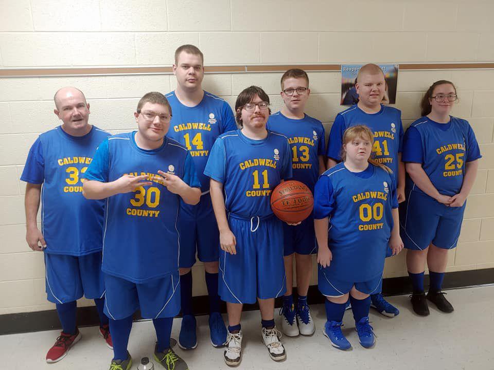 Special Olympics Photo 1