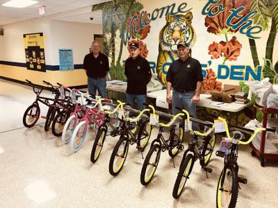 Caldwell schools get bicycle donations