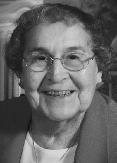 Gladys Nadine Horning