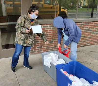 School board secures food delivery program for June