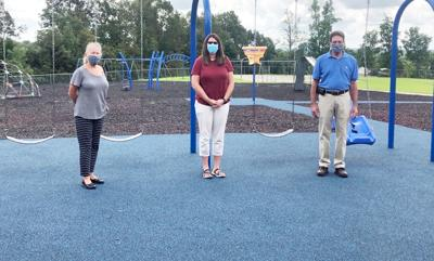 CCES playground made more accessible to more students
